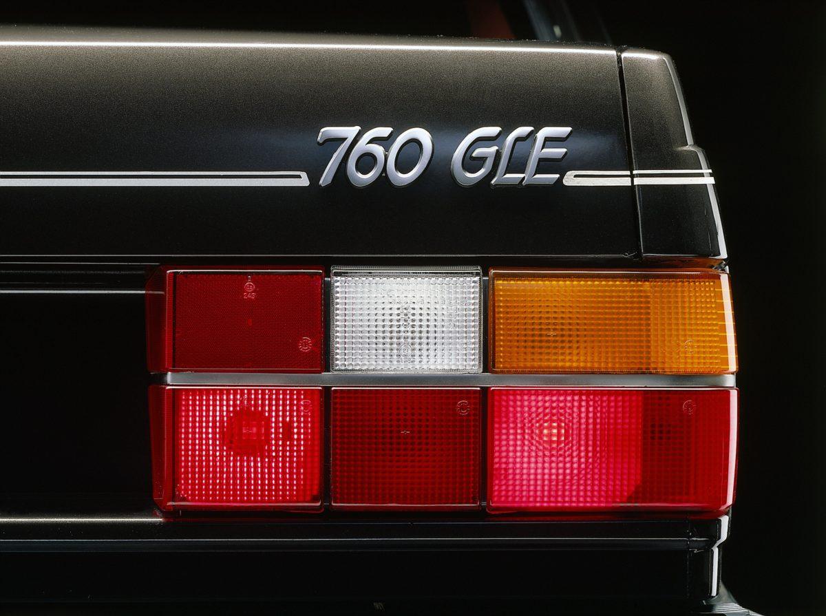 6084 Volvo 760 Gle 1 -
