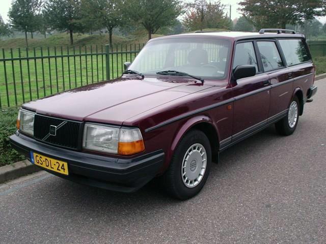 Volvo240polar -