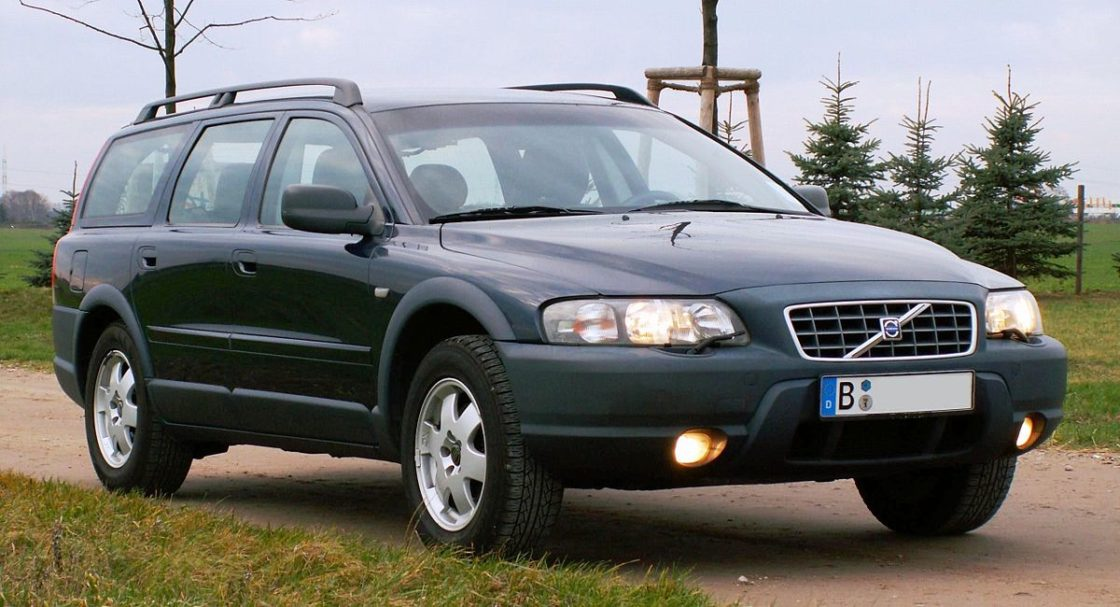 XC70 that probably needs a steering rack replace