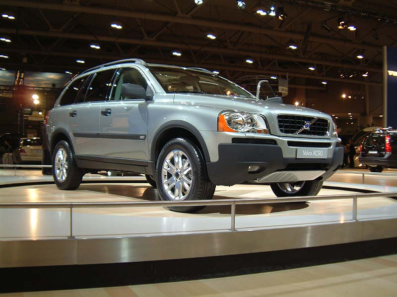 XC90 frozen throttle valve is a common problem on the 2004 model