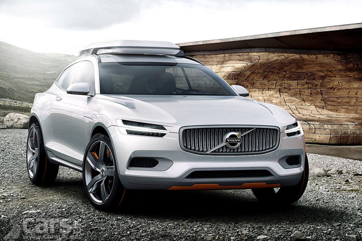 Volvo news XC100 prototype