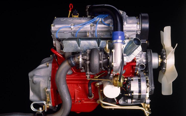 B21FT redblock engine