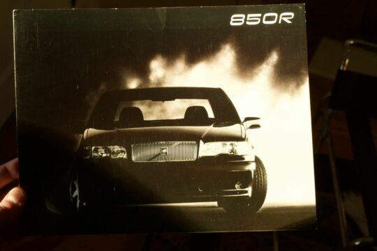 1996 850 R Brochure