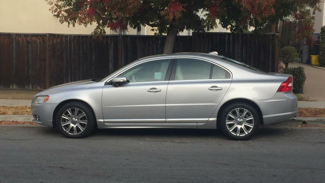 The S80 $10k challenge - Second Generation Volvo S80