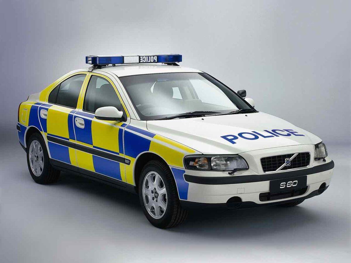 Gen 1 S60 Police spec