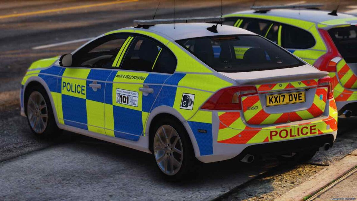 Gen 2 S60 Police spec