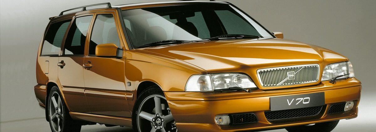 V70 Saffron metallic