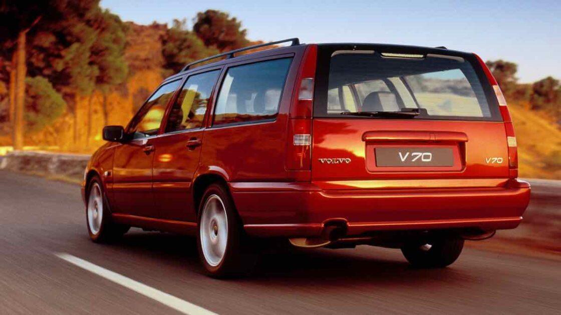 Volvo V70 - 1998, Images, V70, V70 Gen I, Volvo