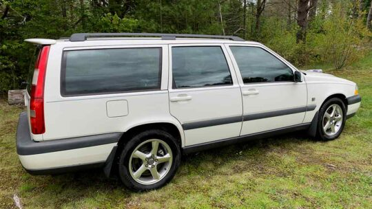 Beauty V70 XC For Sale -