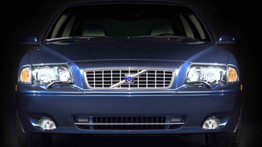 2004 Volvo S80 03 -  S80, S80 Gen 1