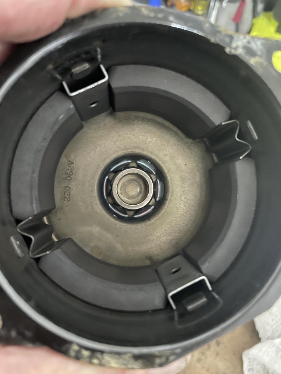 Bcm 0070 Abs Pump Bearing -