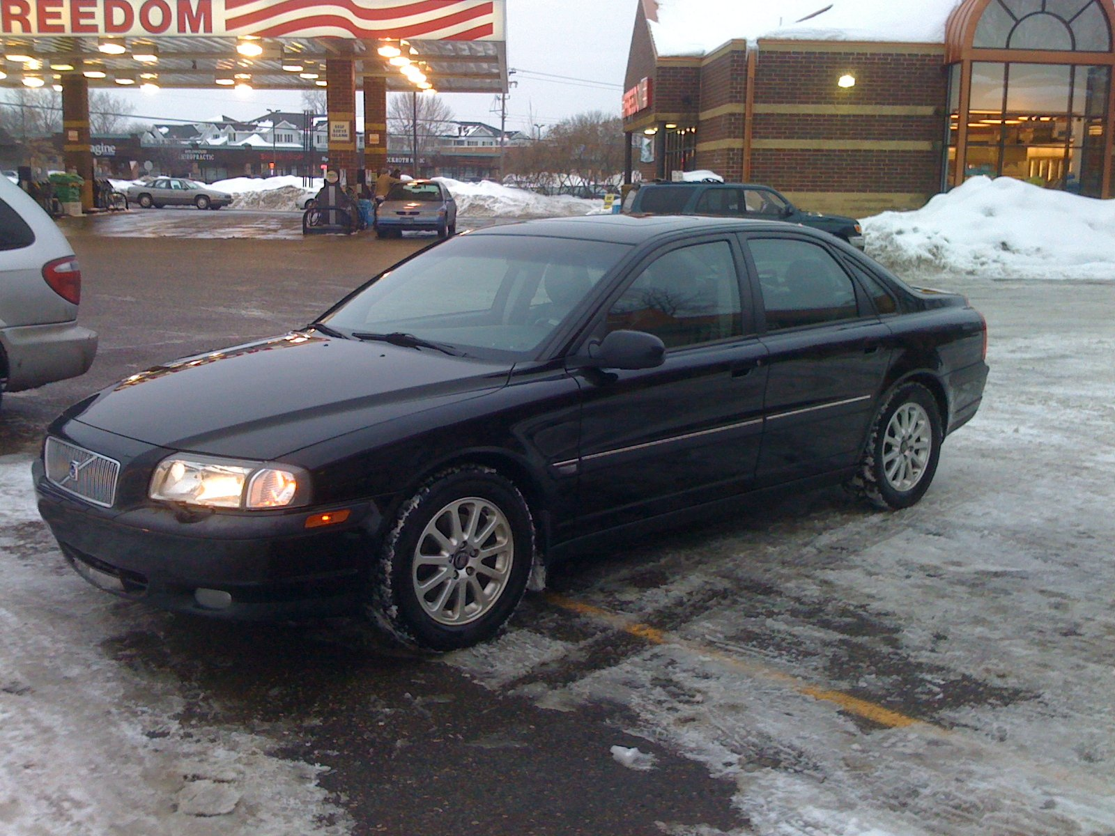 File on 2000 Volvo C70 Heater Core Replacement